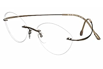 1a903098f8 Amazon.com  Silhouette Eyeglasses TMA Must Collection Chassis 7799 ...