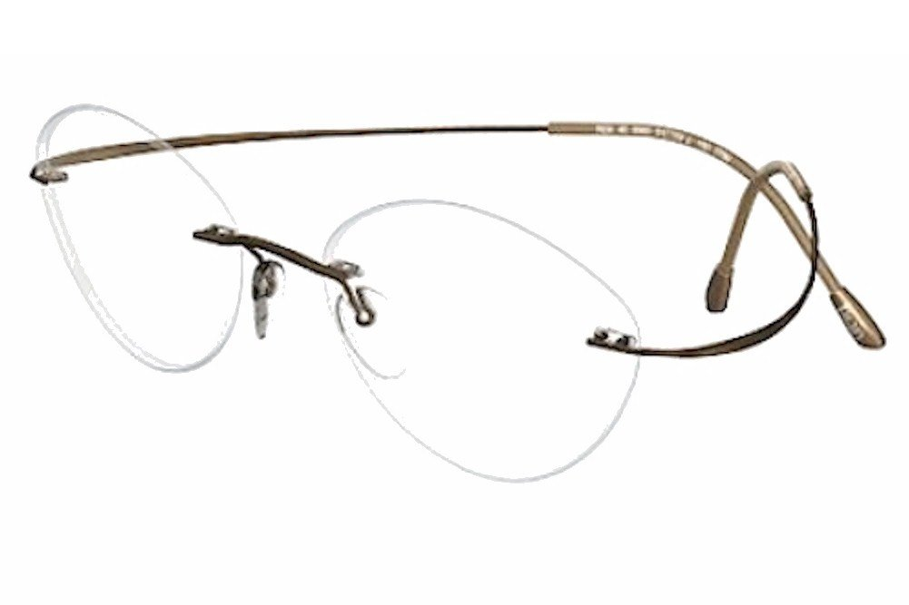 Silhouette Eyeglasses TMA Must Collection Chassis 7799 6061 Optical Frame 21x150
