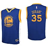 NBA Youth 8-20 All Star Team Color Players Replica Jersey (Small 8, Kevin Durant Road)