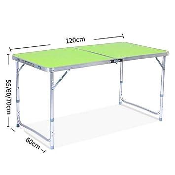 Amazon.com: WMG&GYJ - Juego de sillas de mesa plegables (1 ...