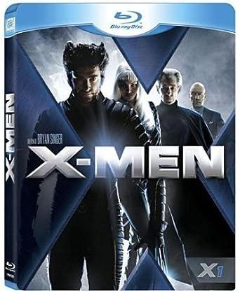 X Men Blu Ray