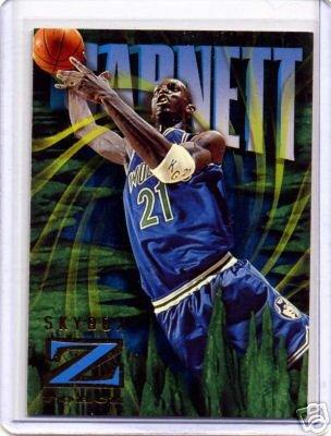 Kevin Garnett Mvp (1995 SkyBox Z-Force Kevin Garnett Rookie)