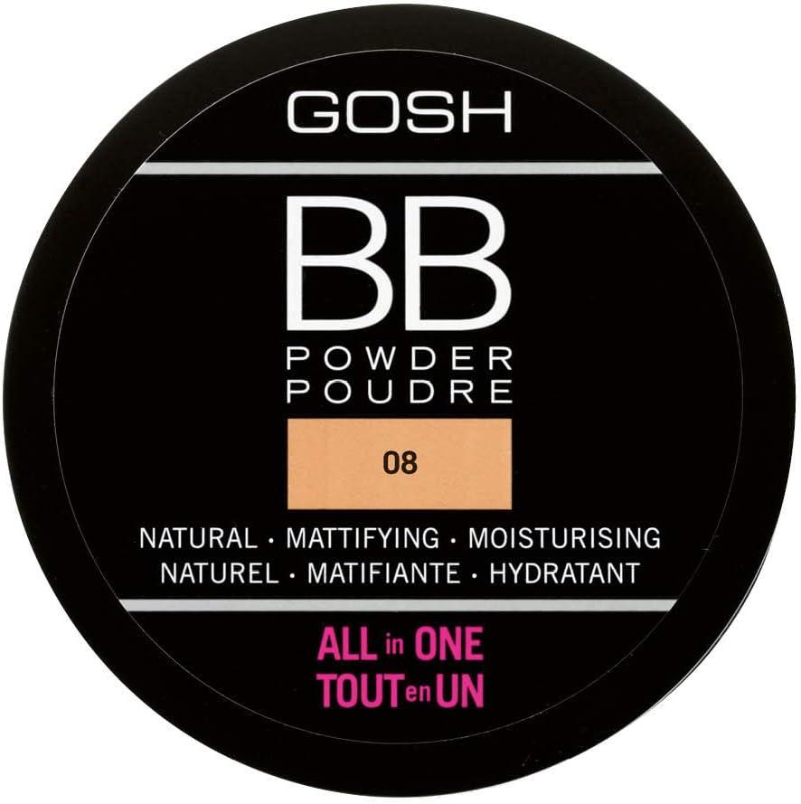 Gosh Copenhagen Bb Powder 8