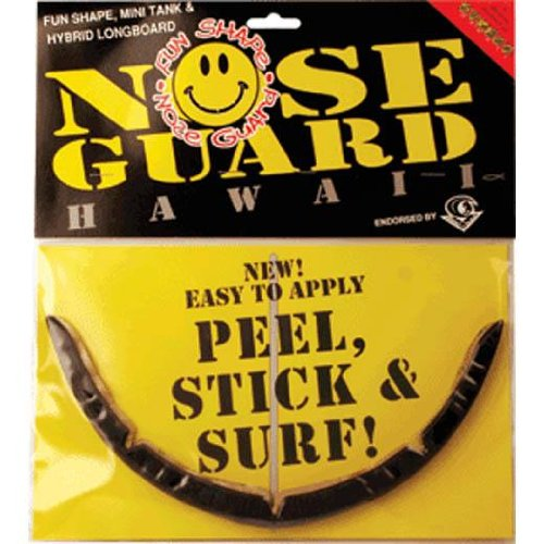 - Surfco Funboard Nose Guard Kit in Black