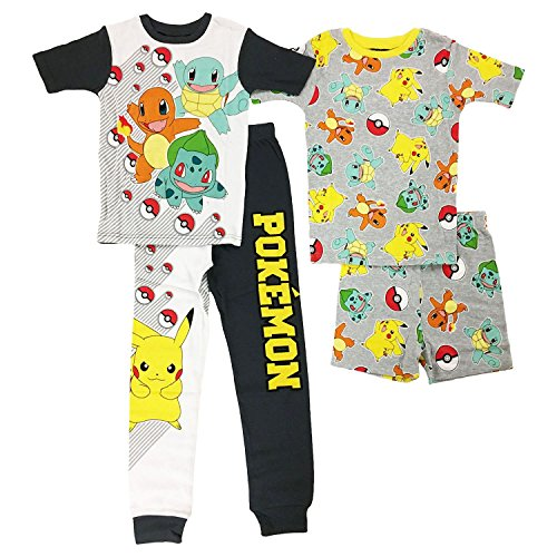 Pokemon Big Boys Cotton Pajama product image