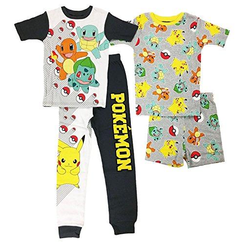 Pokemon Big Boys Cotton Pajama product image