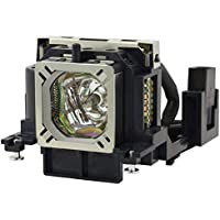AuraBeam Professional Sanyo PLC-XU300 Projector Replacement Lamp with Housing (Powered by Philips)