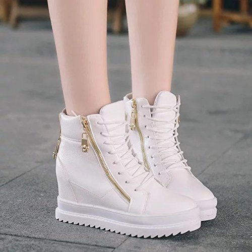 Slope Up High Boots Casual Help eight Increased Polo With Lace Polo Shoes Shoes Thirty With KHSKX 0q5wvXpwx
