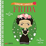 Counting With -Contando Con Frida (English and Spanish Edition)