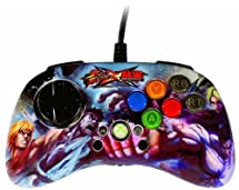Mad Catz Street Fighter X Tekken - FightPad SD - Ryu & Ken V.S. Kazuya & Nina for Xbox 360