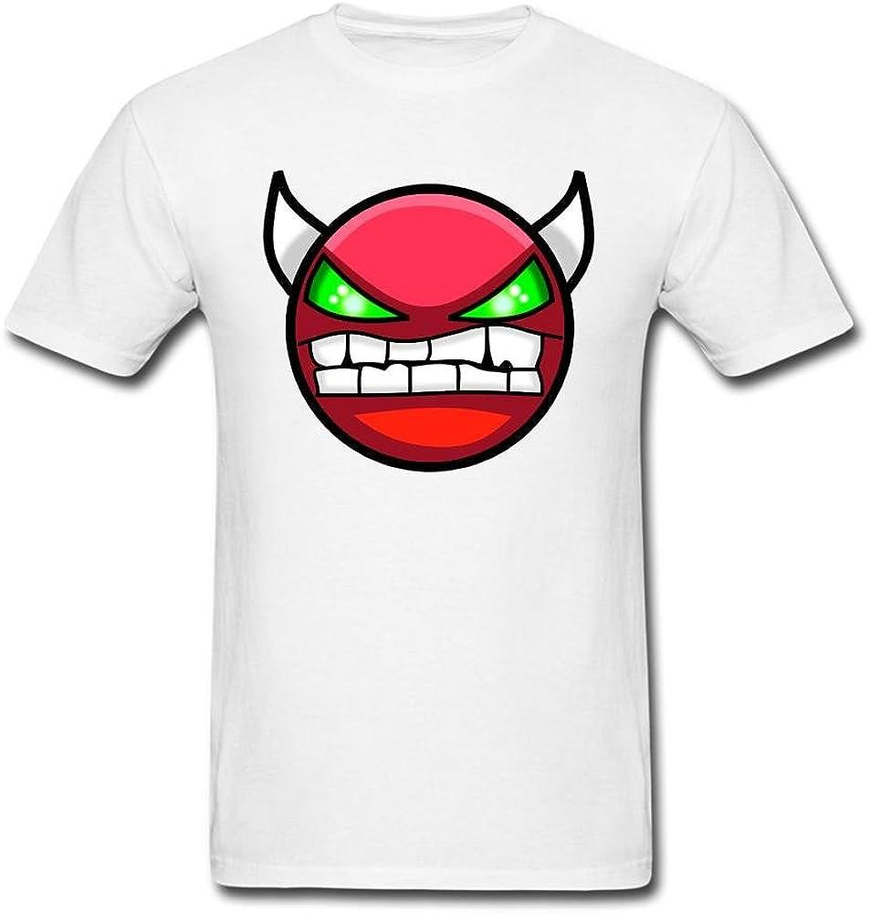 The Best Geometry Dash Demon Shirt