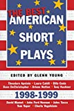 Best American Short Plays 1998-1999 (Paperback)