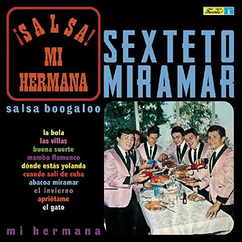 Vinilo : Sexteto Miramar - Salsa Mi Hermana (LP Vinyl)