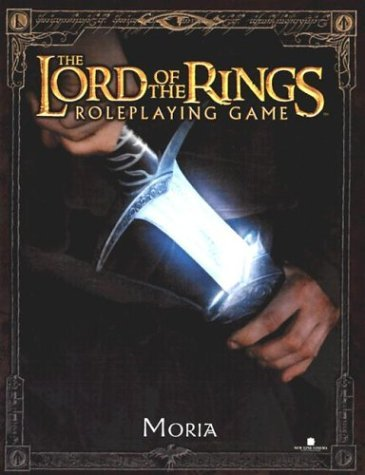(Lord of the Rings Moria (Lord of the Rings Rpg) by Decipher Inc (2003-05-06))