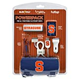 Syracuse Orange Mobile Accessory PowerPack with 30-Pin USB Cable
