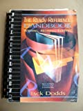 The Ready Reference Handbook, Dodds, Jack, 0205322433