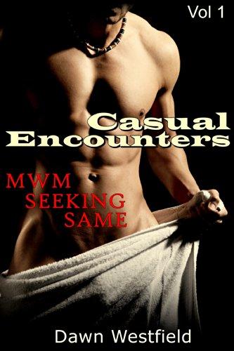 Casual Encounters: MWM Seeking Same (Bisexual Married White Male Seeking  Same Book 1)