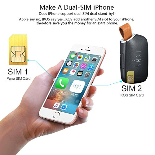 dual sim iphone yofew portable dual sim bluetooth adapter for iphone with 10522
