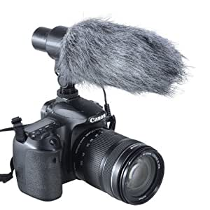 Aputure V-Mic D1 Shotgun Microphone (Black)