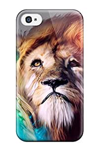 good case Awesome Michele Hadden Defender Tpu case cover For iPhone 5c- Lion 4F943rdCFKf Abstract