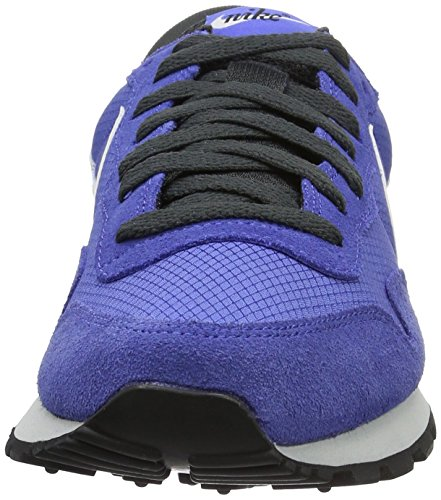 Nike Herren Air Pegasus '83 Men'sLaufschuhe, Blau (Comet Blue/Summit White-Anthracite), 40.5