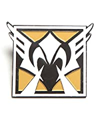 FanFit Gaming Rainbow Six Siege Valkyrie Enamel Pin - Official Six Collection