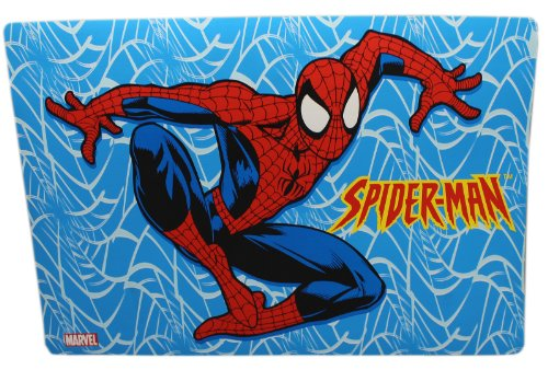 Placemat Spider 3 Man (Marvel Blue Wall Crawler Spiderman Table Placemat)