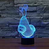Children's Room Decoration lamp& 7 Color Changing