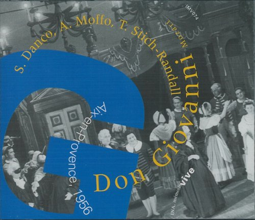 Don Giovanni / Aix-en-Provence, 1956 ()