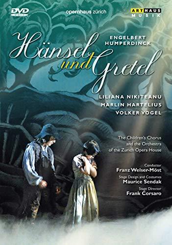 Humperdinck: Hansel Und Gretel (Zurich Opera 1999) [DVD] [2010] [NTSC]