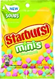 Starburst Minis Candy bag, 5.8 Ounce (Pack of 12)