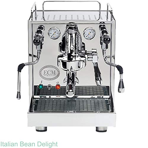 ECM Mechanika espresso machine - rotary pump - E61 - switch tank/plumbed
