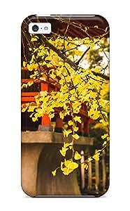 AERO Jose Aquino's Shop Iphone 5c Golden Gate Park Tpu Silicone Gel Case Cover. Fits Iphone 5c 5785944K50344156
