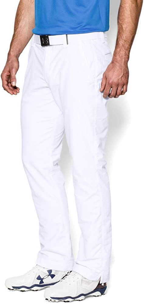 Under Armour Men's Match Play Golf Tapered Pants : Clothing