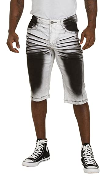 US Marshall Pantalones Cortos Hombre Shorts Vaqueros Hombre ...