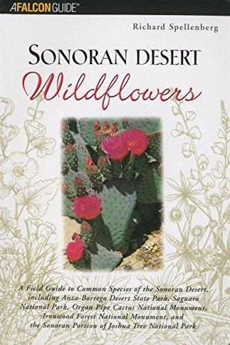 Sonoran Desert Wildflowers: A Field Guide to the Common Wildflowers of the Sonoran Desert, Including Anza-Borrego Desert State Park, Saguaro National ... Joshua Tree National Park (Wildflower Series) Anza Borrego Desert State Park