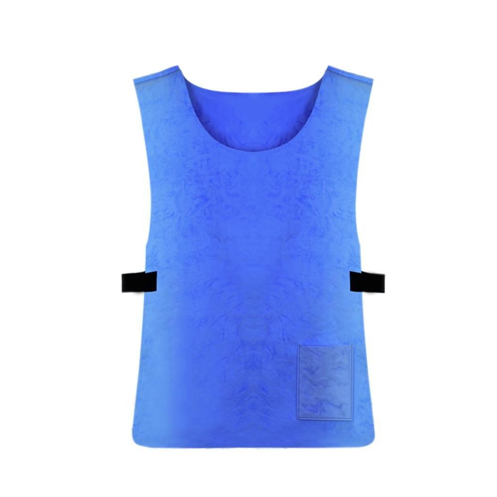 RONDA Cooling Vest Chaleco Refrescante Summer Ice Cooling Sunstroke Prevention Chaleco Ropa Protectora de Alta Temperatura para el Deporte al Aire Libre Trabajo