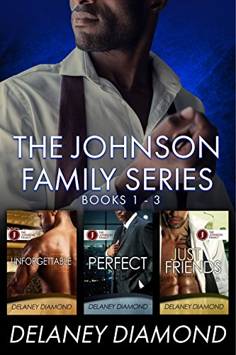 Johnson Family series (limited edition box set): Books - Limited Family Edition