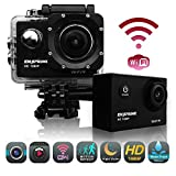 Best Waterproof Camera With WiFis - WiFi Mini Sports Action Camera - Ultra HD Review