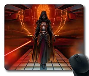 Darth revan star wars kotor Rectangle Mouse Pad by icasepersonalized