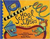 School Supplies: A Book of Poems by Lee Bennett Hopkins