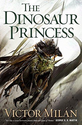 The Dinosaur Princess (The Dinosaur Lords)