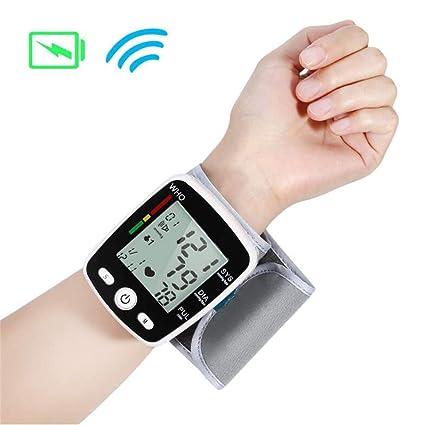 Tensiómetro De Brazo Digital, Monitor Eléctrico De Presión Arterial Medición Automática De La Presión Arterial