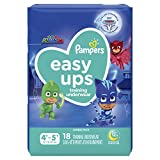 Pampers Easy Ups Training Underwear Boys Size 6