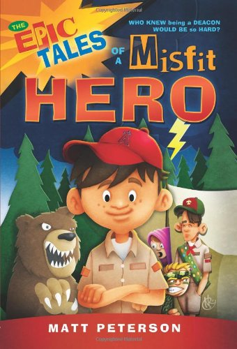 Download The Epic Tales of a Misfit Hero pdf