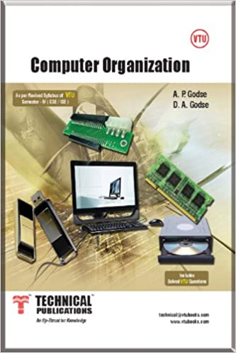 Computer Organization Book By Godse