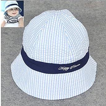 Beb/é Ni/ño Y Ni/ña Ni/ño Primavera Verano Sombrero Sombrero De Pescador De Beb/é Sombrero De Algod/óN AIMEE7