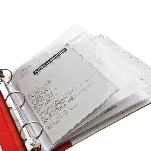 Russell+Hazel Mini Sheet Protectors 20 Pack (33004) [並行輸入品]   B07SSTRK3V