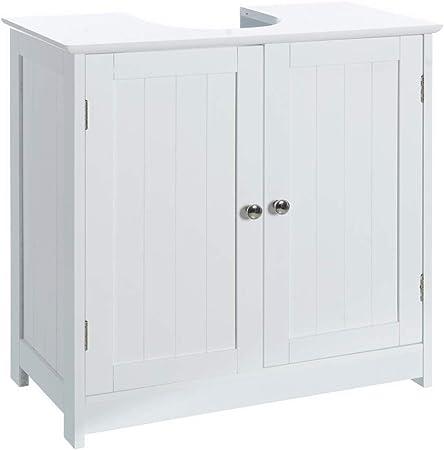 Mueble baño para encastrar bajo el lavabo,Altura del paquete 30.0 centímetros,Longitud del paquete 6