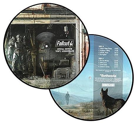 Inon Zur Inon Zur Fallout 4 Soundtrack Picture Disc Amazon Com Music